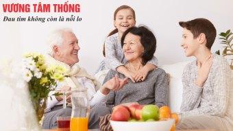 Người bệnh suy tim giai đoạn cuối cần có người thân bên cạnh động viên, giúp đỡ